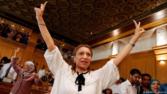 Meet the first-ever female mayor of Tunisia
