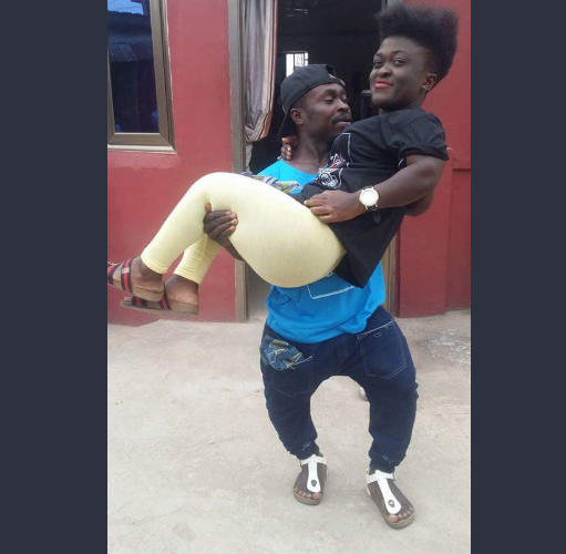 See the mean comments people left after a Ghanaian couple flaunted their love on social media