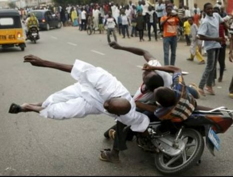 Okada rider dies after being punched over N150 ticket in Ogun State