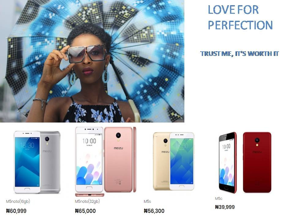 Meizu phones officially now in Nigeria