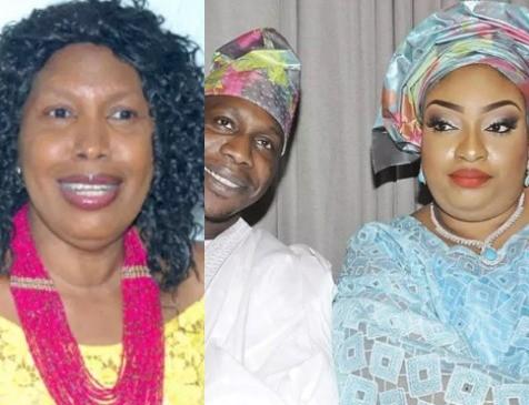 Mrs Obasanjo makes shocking revelations about her son, Olujonwo
