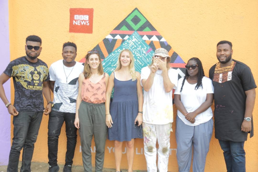 BBC World Service Continues Campaign At University Of Lagos