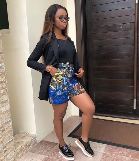 Ceec and Bambam serving hot legs in new photos