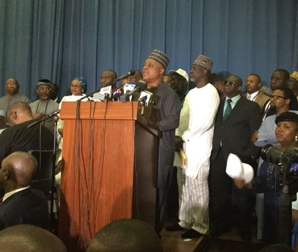 PDP forms alliance with Reformed APC and 39 other political parties