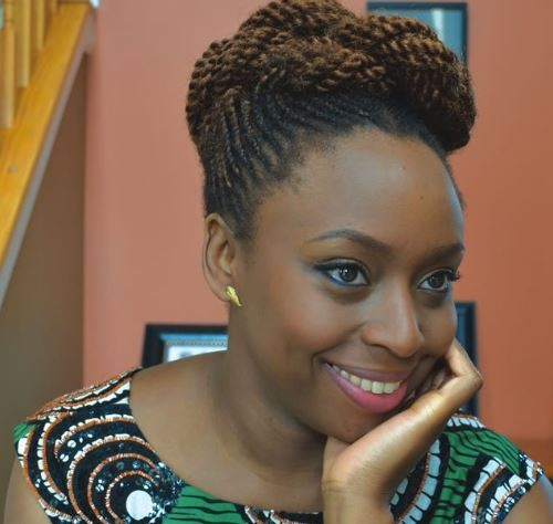 Nigerian author and feminist,?Chimamanda Adichie speaks on being a mum and how its affected her writing