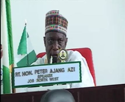 Plateau State House of Assembly impeaches Speaker,?Peter Azi & Majority leader, Henry Yunkwap