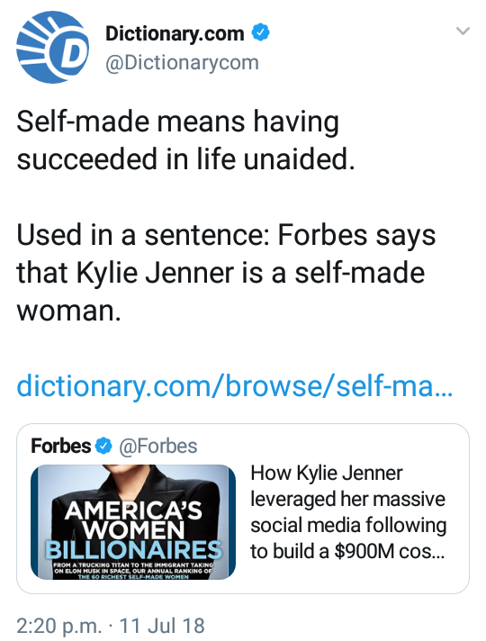 Nene Leakes, other social media users disagree with Forbes that Kylie Jenner is self-made
