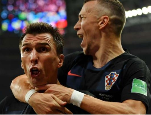 Croatia stuns England in extra-time to reach?World Cup final?for the first time in their history