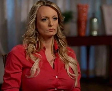 stormy, Porn star, Stormy Daniels who sued President Trump over an alleged affair, arrested at a strip club in Ohio