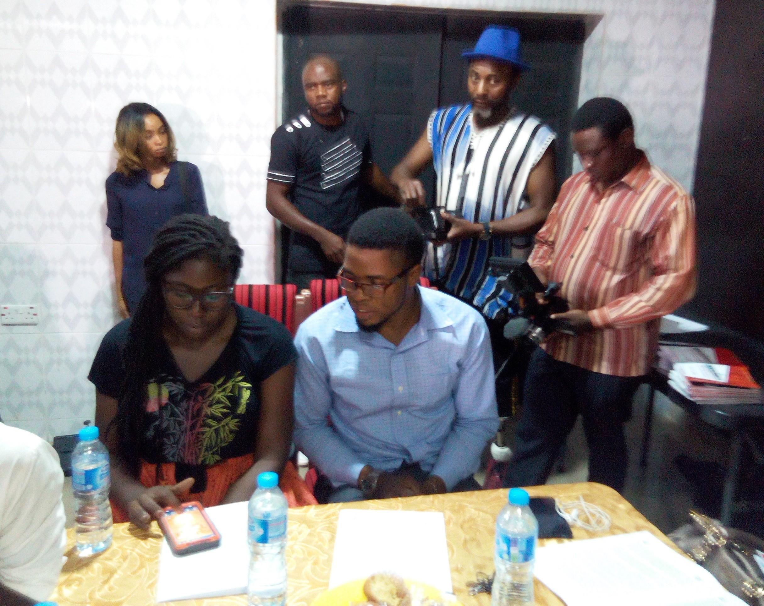OAPs Media Executives Influencers Meet In Abuja To Talk Nigeria