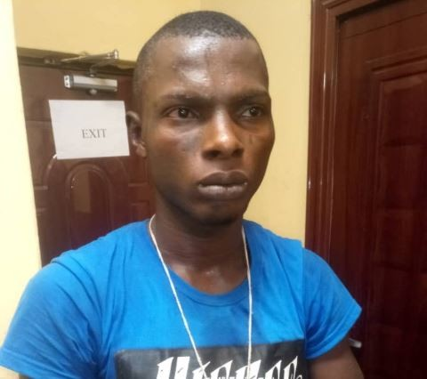 Photo: Pick?pocket lands in police net after stealing from?an undercover RRS officer on surveillance duty