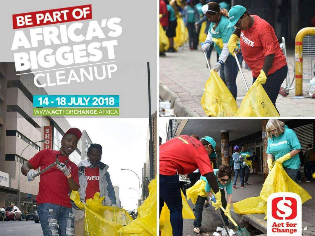 There?s still time to be part of Africa?s biggest cleanup