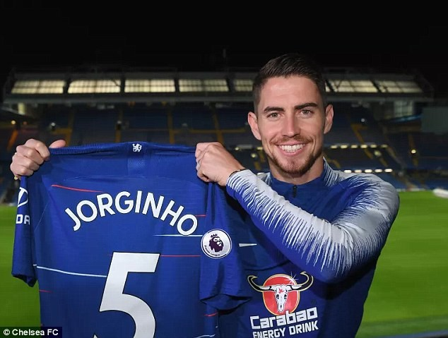 New Chelsea boss Maurizio Sarri makes his first signing from his former club, brings in Jorginho in a ?57m deal ?