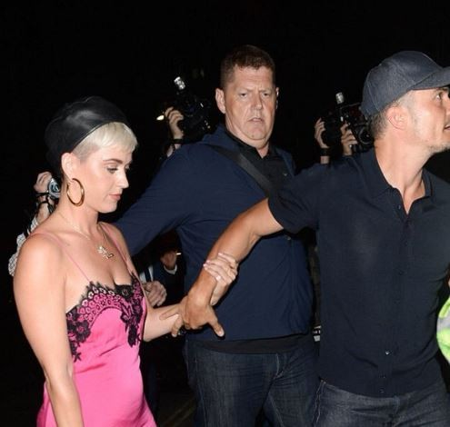 Photos from?Katy Perry and Orlando Bloom
