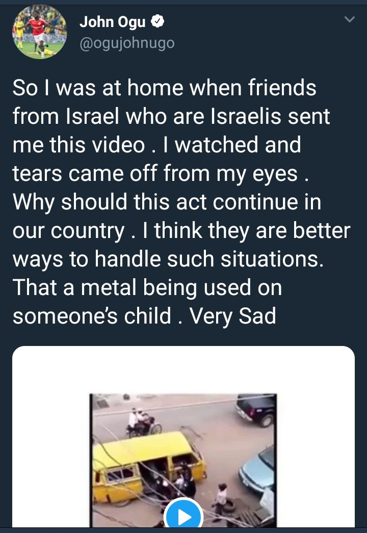 John Ogu reacts to video of SARS officials brutalising a young Nigerian