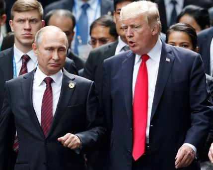 U.S. lawmakers describe President Trump and Putins summit in?Helsinki as a