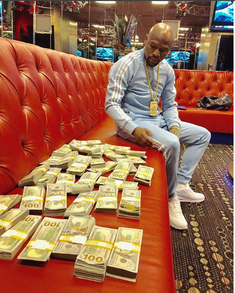 Floyd Mayweather tops Forbes? list of highest-paid celebrities in the world (See full list)