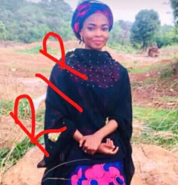 Female student killed in accident while returning home from lectures