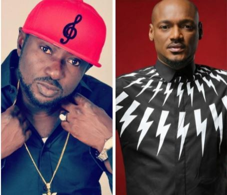 2face Idibia slams 50 million naira lawsuit on former band mate, Blackface