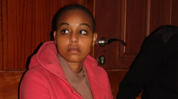Kenyan Prison beauty queen Ruth Kamande sentenced to death for killing boyfriend