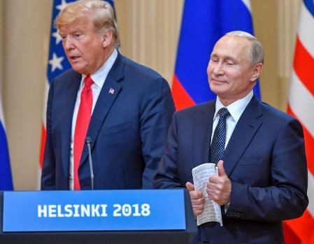 President?Trump rejects Vladimir Putin?s proposal to let Russia interrogate US citizens