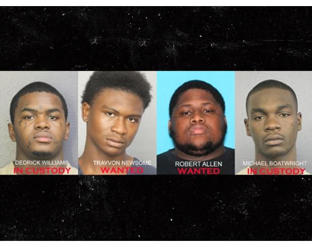 Grand Jury indicts 4 Men in XXXTentacion Murder