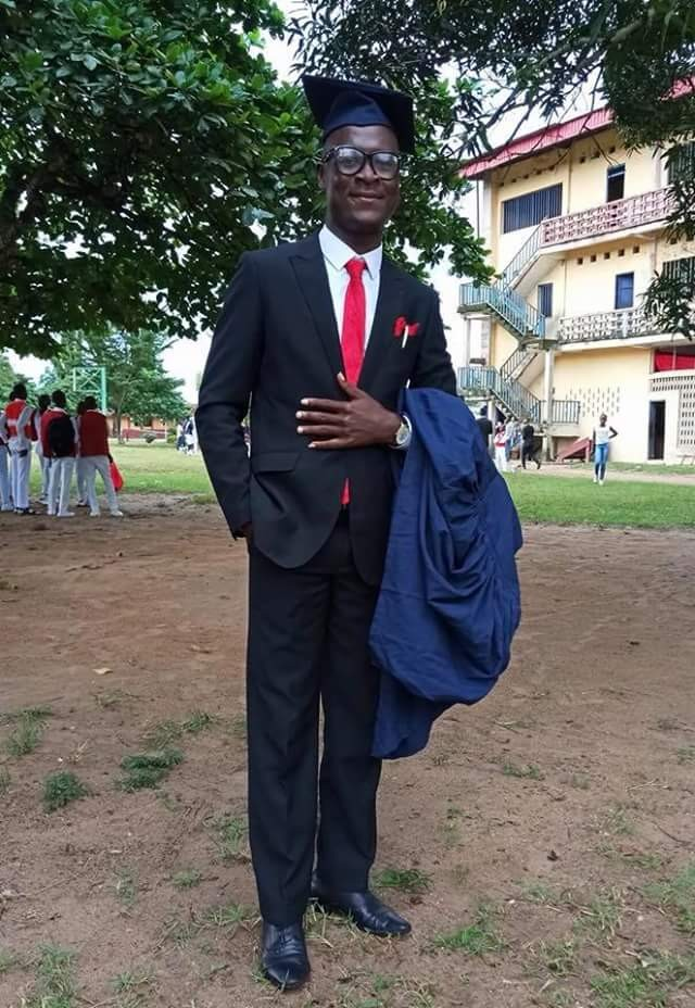 Young Nigerian man who survived barbaric attack after being accused of witchcraft, graduates from high school
