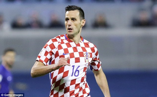 Croatian striker Nikola Kalinic who refused to come on as a substitute against Nigeria rejects World Cup silver medal
