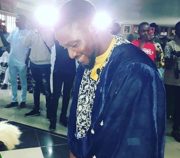 Tobi, See Photos of Tobi Bakre's homecoming reception at Ago-Iwoye