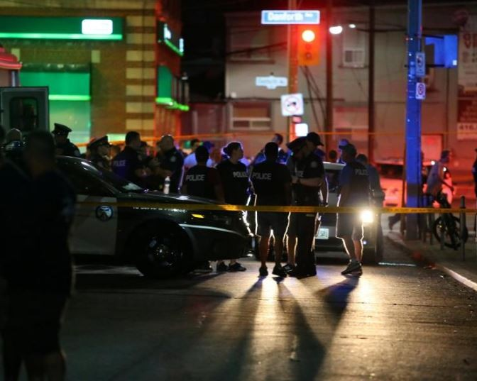 Another mass shooting leaves 13 wounded, 2 dead in?Toronto