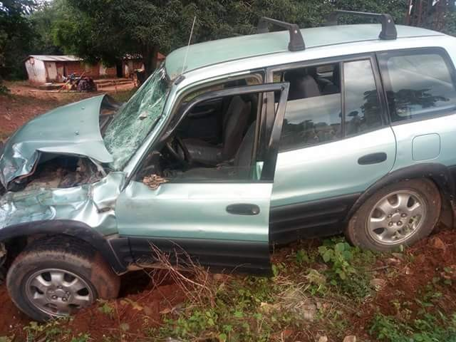 PDP Secretary killed in fatal accident in Kogi (photos)