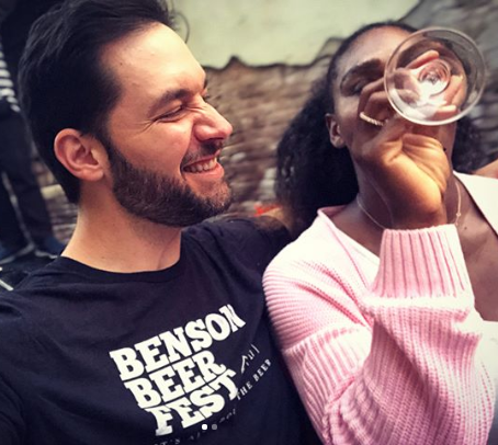 Serena Williams' husband Alexis Ohanian flies her to Venice in surprise romantic gesture after she said she wanted Italian food