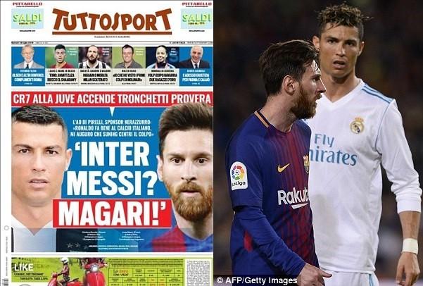 Inter Milan plans to