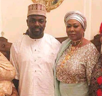 Widow of late billionaire Dehinde Fernandez marries her younger lover