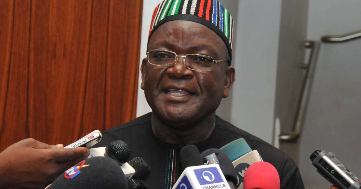 APC reacts to Governor Ortom