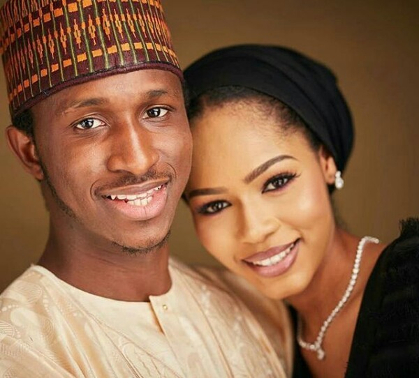 Pre-wedding photos of late President Yar
