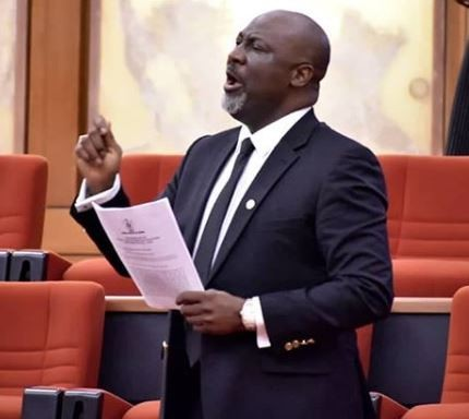 High Court grants?Senator Dino Melaye bail to the tune of N5m following his arraignment yesterday