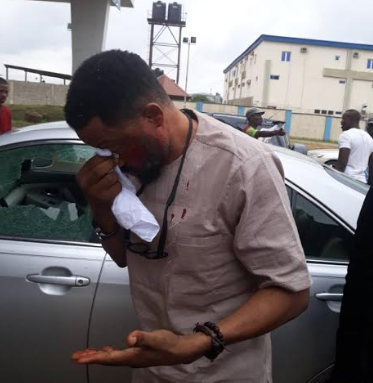 Lagos police commissioner, Edgal Imohimi, orders arrest of policemen for indiscriminate shooting at Ikeja Airport Toll gate