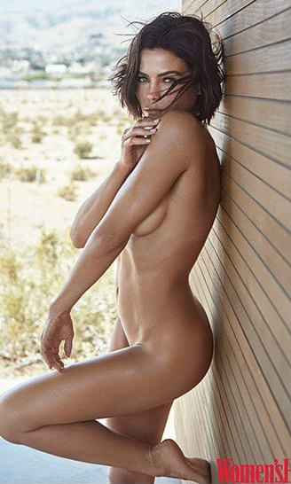 Jenna Dewan goes completely naked as she covers the latest issue of Women