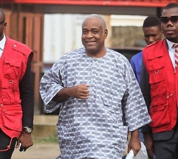 John Abebe, father of Soundcity VJ Moet, arraigned for forgery and remanded in Ikoyi Prison