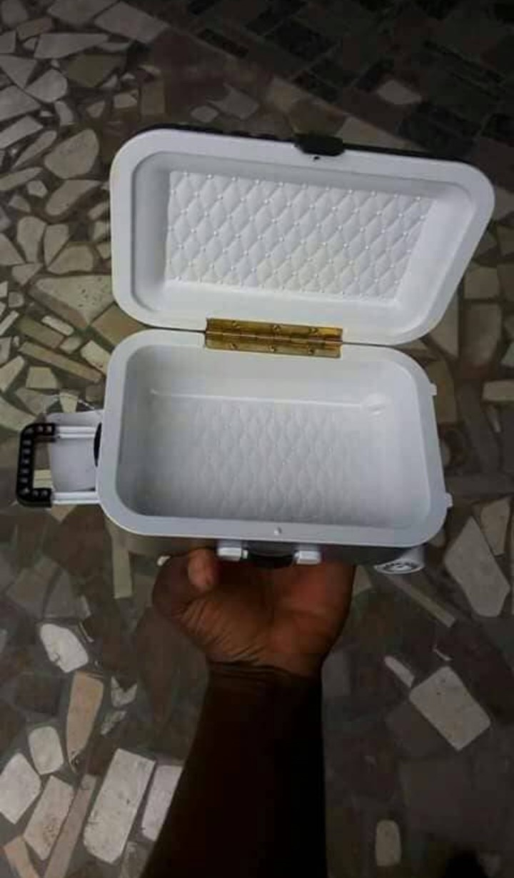 Nigerian man orders a box online but what he received will have you in stitches