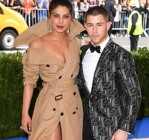 Actress, Priyanka Chopra, 36  gets engaged to Nick Jonas, 25!