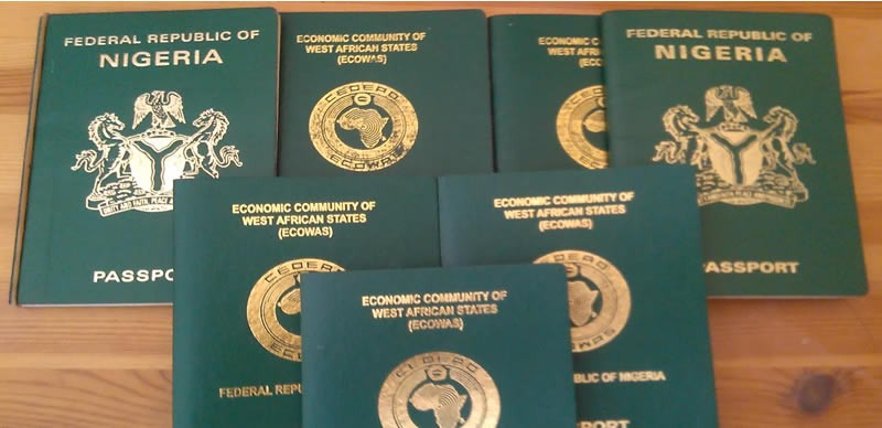 FG has approved a 10-year validity period for Nigerian passports