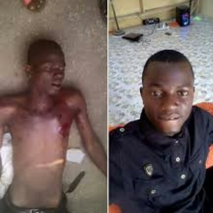 18-year-old secondary school student allegedly shot dead by policeman in Niger State