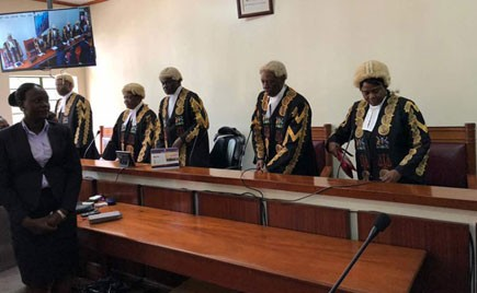 Ugandan Constitutional Court okays presidential age amendment, clears way for Museveni to be elected again after 32 years in power