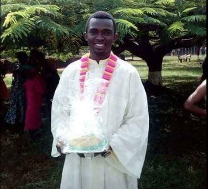 Graphic Photos: Catholic priest?Cosmas Aguocha killed in fatal car crash in Imo State