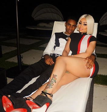 Blac Chyna and her teenage boyfriend look like mother and son as he holds her butt in new photo
