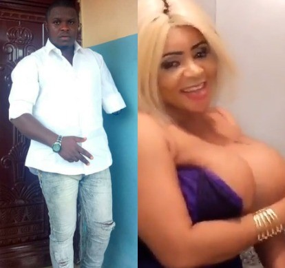 Cossy slams physically challenged man who attacked her for showing off her boobs on IG