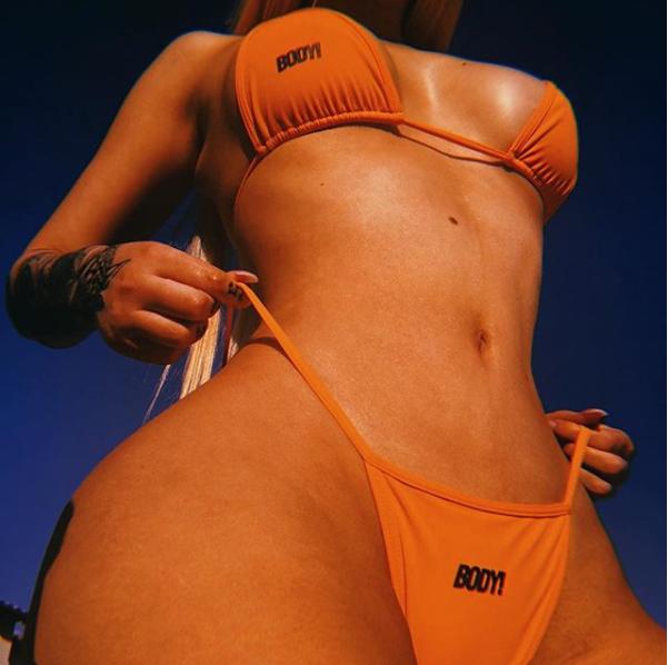 Iggy Azalea flaunts her banging bikini body in new sultry photos