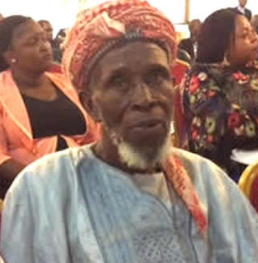 Imam who saved 300 Christians during Jos massacre to get presidential handshake and national honour